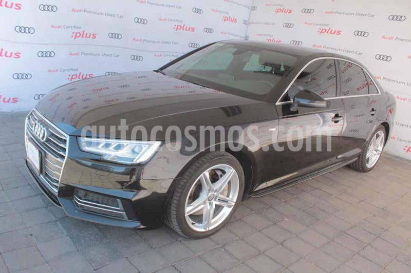 Foto Audi A4 2.0 T S Line (190hp) usado (2017) color Negro precio $450,000