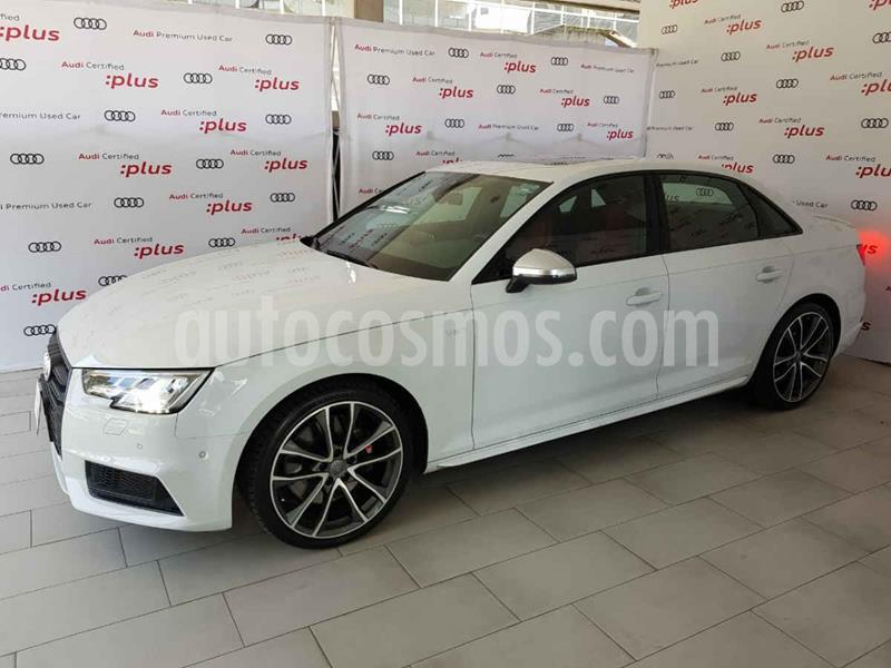 Audi A4 3.0L TFSI Sport S-Tronic Quattro  usado (2017) color Blanco precio $540,000
