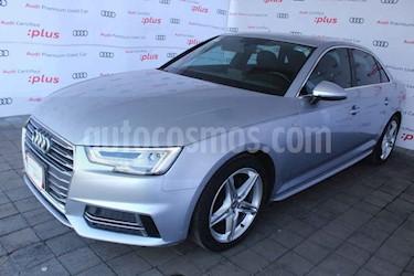 Audi A4 4p S Line L4/2.0/T Aut Quattro usado (2017) color Plata precio $410,000
