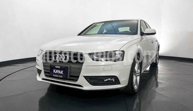 Audi A4 3.0L TFSI Sport S-Tronic Quattro  usado (2014) color Blanco precio $287,999