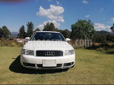 Audi A4 1.8L T S Line (170hp) usado (2005) color Blanco precio $80,000