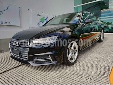 Foto Audi A4 2.0 T S Line (190hp) usado (2017) color Negro precio $375,000