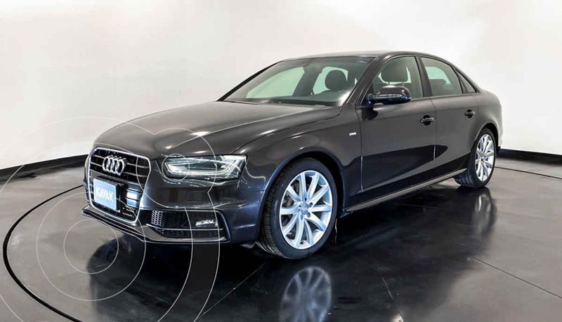 Foto Audi A4 1.8 T Sport (170hp) usado (2016) color Gris precio $322,999