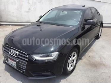 Audi A4 4P SPORT L4/1.8 AUT usado (2014) color Negro precio $215,000