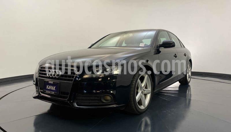 Audi A4 1.8L T Trendy Multitronic usado (2012) color Negro precio $194,999