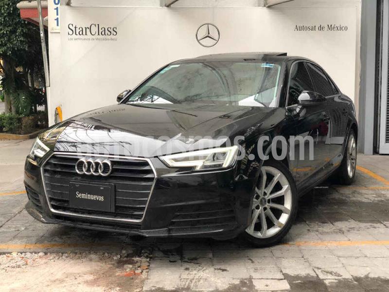 Audi A4 40 TFSI Select (190hp) usado (2017) color Negro precio $370,000