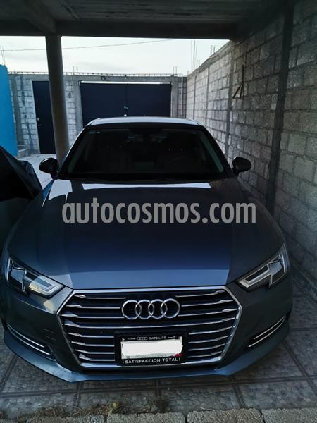 Audi A4 2.0 T Select (190hp) usado (2018) color Gris Lava precio $450,000