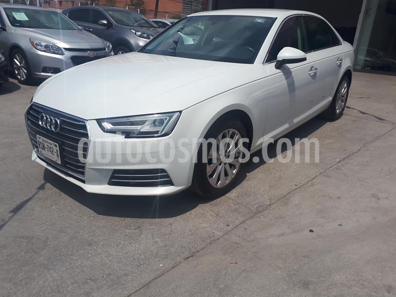 Audi A4 2.0 T Select (190hp) usado (2018) color Blanco precio $455,000