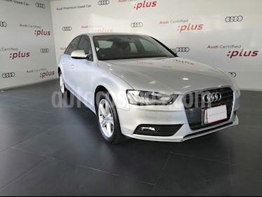 Audi A4 1.8L T Trendy usado (2013) color Plata Hielo precio $210,000