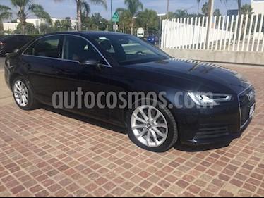 Audi A4 4P SELECT L4/2.0/T AUT QUATTRO usado (2017) color Gris Oscuro precio $475,000