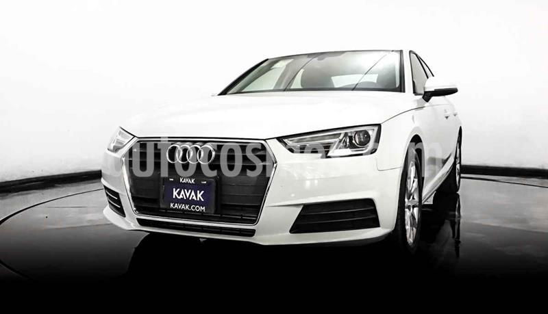 Audi A4 2.0 T Dynamic (190hp) usado (2017) color Blanco precio $407,999