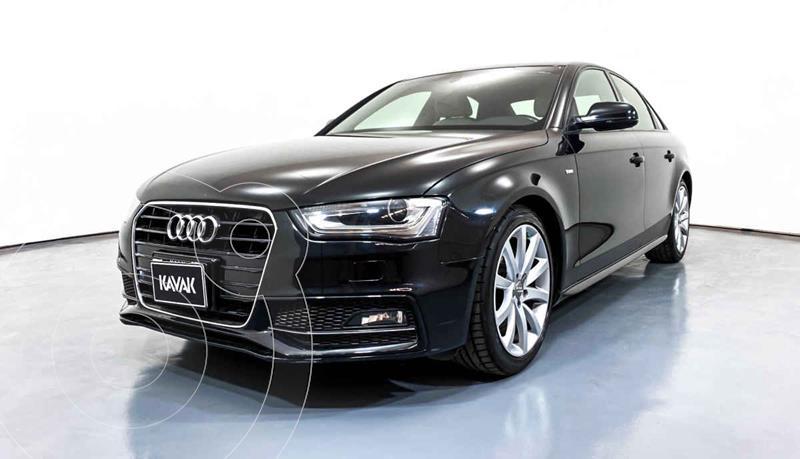Foto Audi A4 1.8 T Sport (170hp) usado (2016) color Gris precio $317,999
