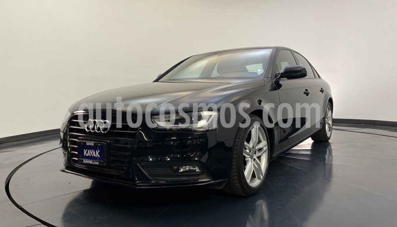Audi A4 1.8 T Sport (170hp) usado (2016) color Negro precio $324,999