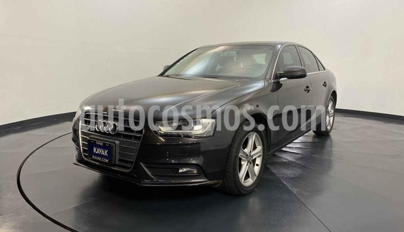 Audi A4 2.0L T Trendy Plus Multitronic usado (2015) color Negro precio $277,999