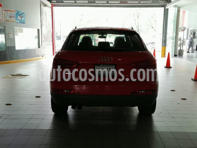 Audi A4 4P TRENDY PLUS 2.0T 225 HP TA PIEL XENON RA-17 QU usado (2015) color Plata precio $255,000