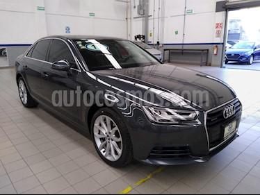 Audi A4 2.0 T Select Quattro (252hp) usado (2017) color Gris precio $449,000
