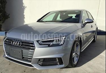 Audi A4 2.0 T S Line (190hp) usado (2017) color Plata precio $440,000