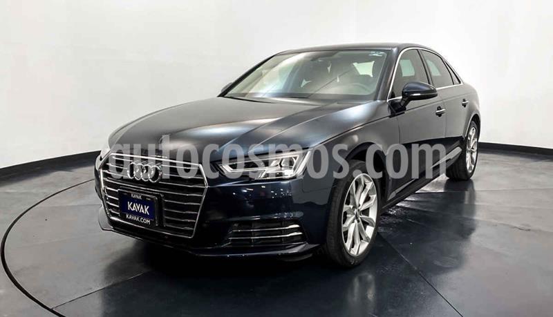 Audi A4 2.0 TDI Select (190hp) usado (2018) color Negro precio $414,999