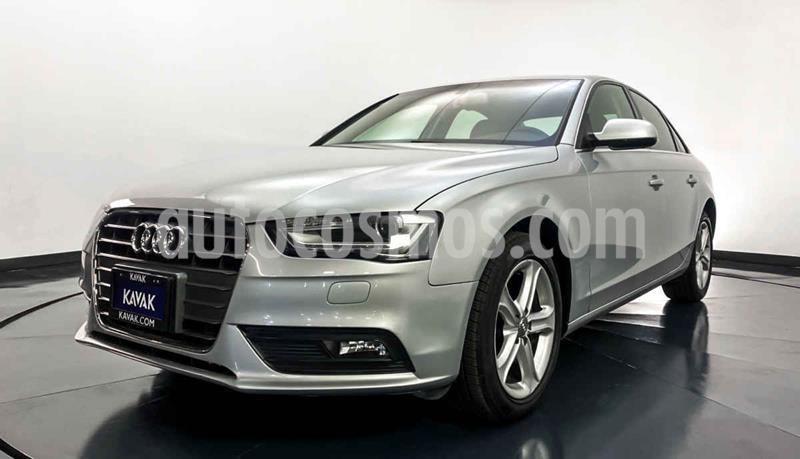 Audi A4 2.0L T Trendy Multitronic usado (2013) color Gris precio $222,999