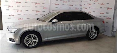 Audi A4 2.0 TFSI 190hp Dynamic S tronic usado (2019) color Plata precio $498,000