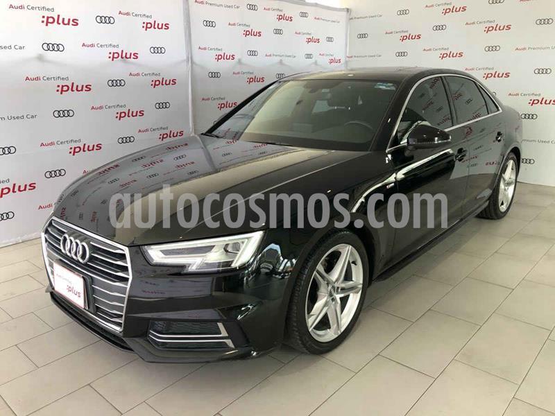 foto Audi A4 2.0 T S Line (190hp) usado (2017) color Negro precio $420,000