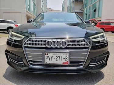 Audi A4 4P S LINE L4/2.0/T AUT usado (2017) color Negro precio $399,000