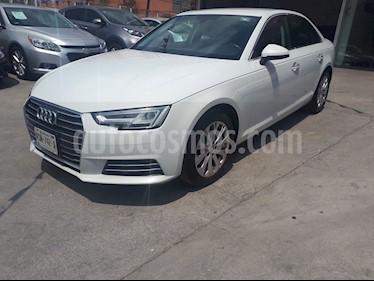 Audi A4 2.0 T Select (190hp) usado (2018) color Plata precio $460,000