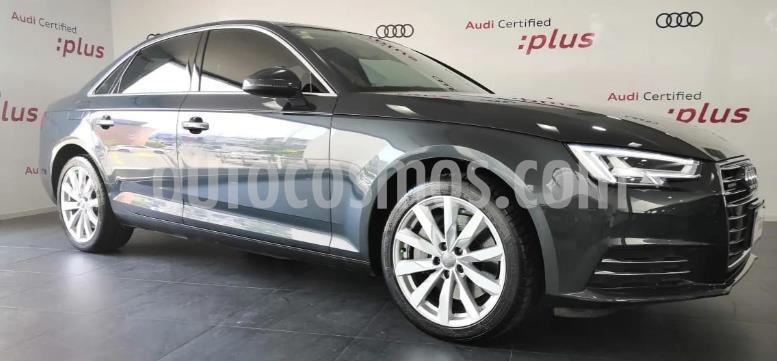 Audi A4 2.0 T Elite Quattro (252hp) usado (2018) color Gris precio $535,000