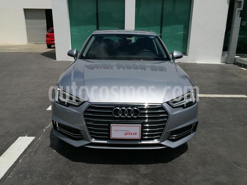 Audi A4 2.0 TDI Select (190hp) usado (2019) color Plata precio $524,400
