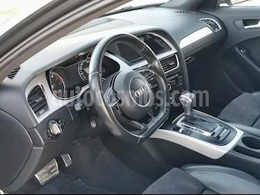 Audi A4 2.0 T S Line Quattro (252hp) usado (2016) color Gris precio $325,000