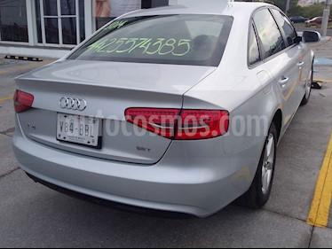 Audi A4 1.8L T Luxury Multitronic usado (2014) color Plata precio $230,000