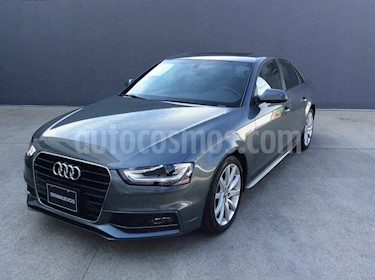 Audi A4 4p Dynamic L4/2.0/T Aut usado (2018) color Crema precio $5,000,000