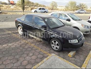 Audi A4 1.8L T S Line (170hp) usado (2003) color Negro precio $60,000