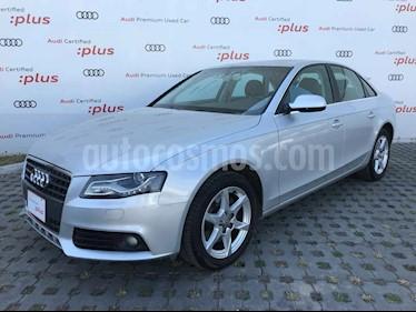 Audi A4 4p Trendly plus 2.0L Tiptronic Quattro usado (2010) color Plata precio $165,000