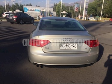 Foto Audi A5 1.8L TFSI Aut  usado (2014) color Plata precio $13.700.000
