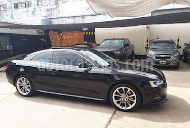 Foto venta Auto usado Audi A5 2.0 T FSI S-tronic Coupe (2014) color Negro precio $1.190.000
