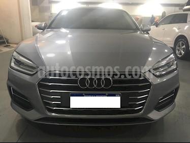 Foto venta Auto usado Audi A5 2.0 T FSI S-tronic Coupe (2017) color Gris Claro precio $42.000