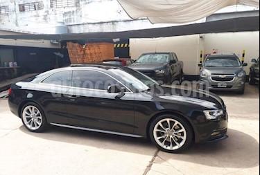 Foto venta Auto usado Audi A5 2.0 T FSI S-tronic Coupe (2014) color Negro