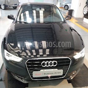 Foto venta Auto usado Audi A5 2.0 T FSI S-tronic Coupe (2014) color Negro precio u$s28.500