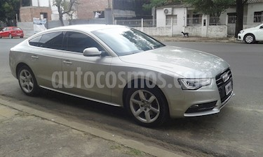 Foto venta Auto usado Audi A5 2.0 T FSI Sportback (2014) color Blanco precio $990.000