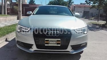Foto venta Auto Usado Audi A5 2.0 T FSI (2012) color Gris Claro precio $850.000