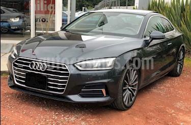 Foto venta Auto usado Audi A5 2.0T Elite (252Hp) (2018) color Gris precio $620,000