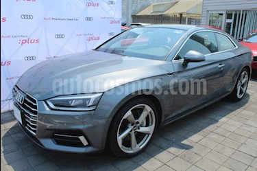 Foto venta Auto usado Audi A5 2.0T Elite (252Hp) (2018) color Gris precio $685,000