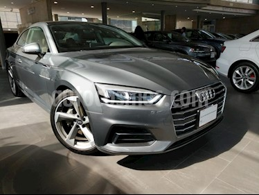 Foto venta Auto Seminuevo Audi A5 2.0T Elite (252Hp) (2018) color Gris precio $750,000