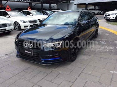 foto Audi A5 2.0T Luxury Multitronic (211Hp) usado (2015) color Azul precio $395,000