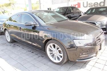 Foto venta Auto Seminuevo Audi A5 2.0T Luxury Multitronic (225Hp) (2016) color Negro precio $485,000