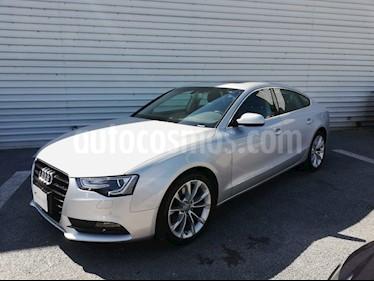 Foto venta Auto Seminuevo Audi A5 2.0T Luxury Multitronic (225Hp) (2013) color Plata precio $315,000