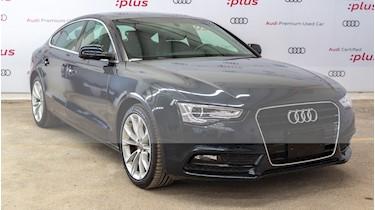 Foto venta Auto usado Audi A5 2.0T Luxury Multitronic (225Hp) (2014) color Azul precio $324,000