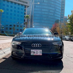 Foto venta Auto usado Audi A5 2.0T Luxury Multitronic (230Hp) (2016) color Negro precio $495,000