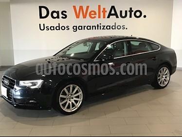 Foto venta Auto usado Audi A5 2.0T Luxury Multitronic (2018) color Azul Profundo precio $378,000